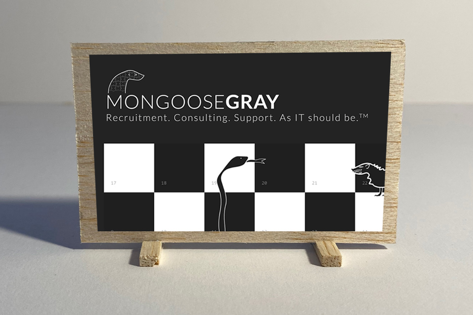 Mongoose Gray